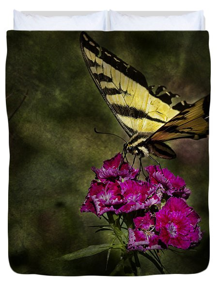 Ragged Wings Duvet Cover