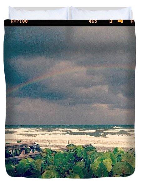 Magical Rainbow Duvet Cover