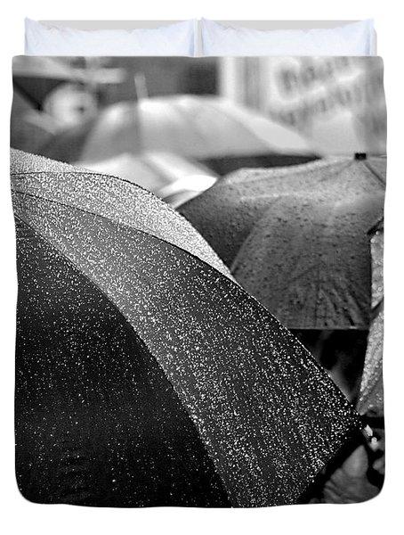 Rainbrella's Duvet Cover