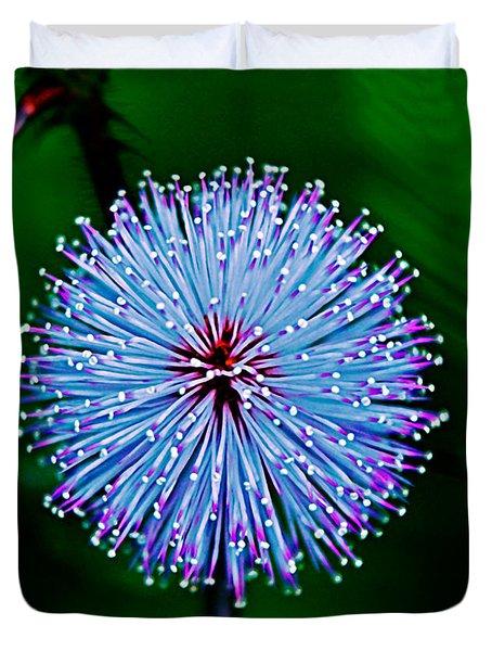 Rainforest Flower Duvet Cover