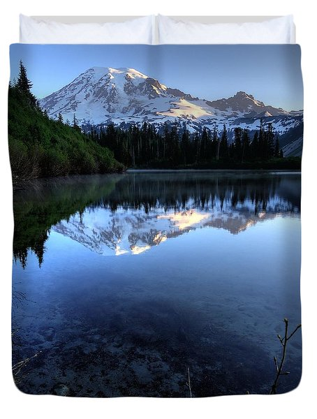 Rainier Redefined Duvet Cover