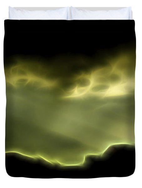 Rainlight 1 Duvet Cover