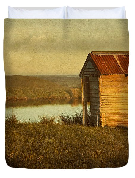 Ramshackle Duvet Cover by Amy Weiss