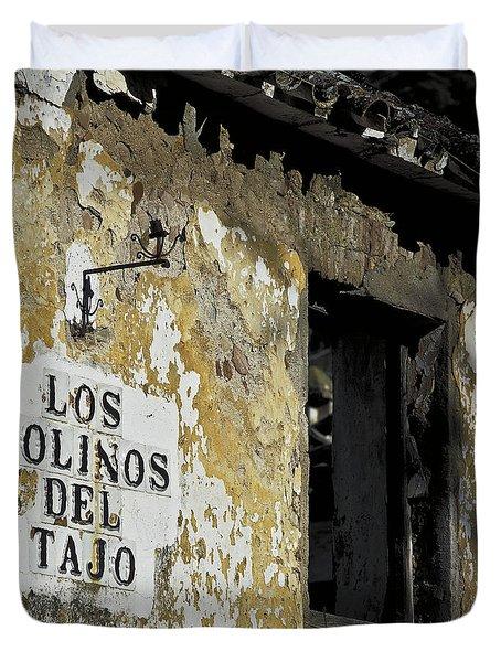Ramshackled Los Molinos Duvet Cover by Heiko Koehrer-Wagner