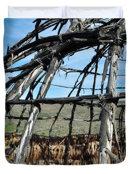 Rancho Sierra Vista Satwiwa Chumash Ap Home Duvet Cover
