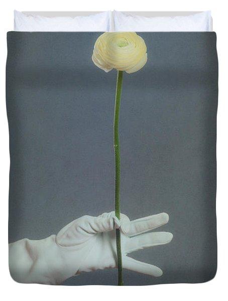 Ranunculus Duvet Cover by Joana Kruse