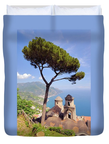 Ravello Pine Duvet Cover