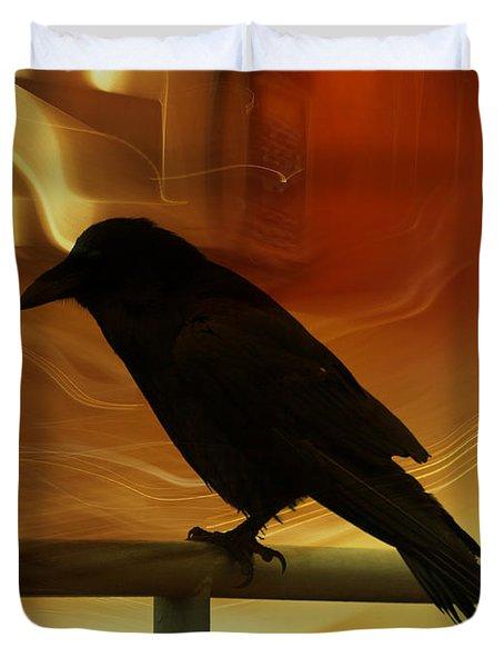 Raven Duvet Cover