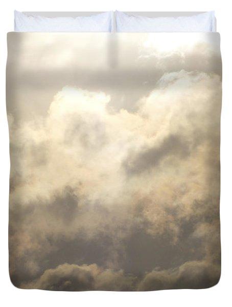 Reach For The Sky 19 Duvet Cover