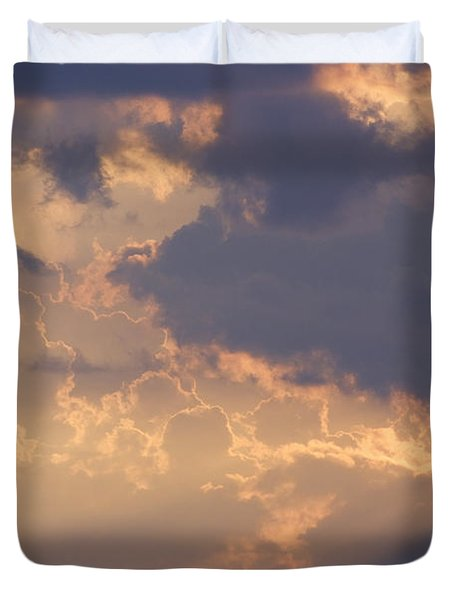 Reach For The Sky 9 Duvet Cover by Mike McGlothlen
