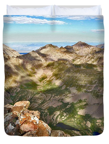 Reason To Climb Duvet Cover