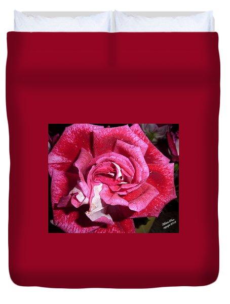 Red Beauty 2  Duvet Cover