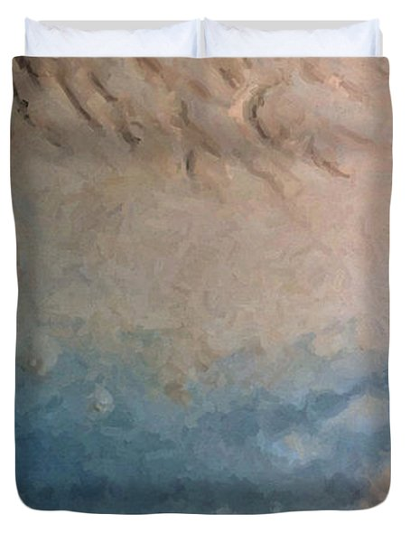 Red Planet 1 Duvet Cover