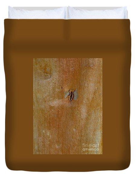 Redgum Tree Duvet Cover by Steven Ralser