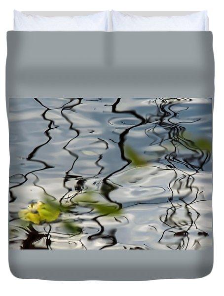 Reflected Duvet Cover