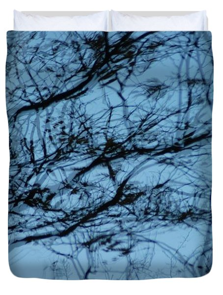 Reflection Duvet Cover by Joseph Yarbrough