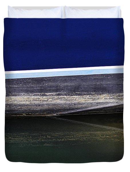 Reflection Number 2 Duvet Cover by Elena Nosyreva
