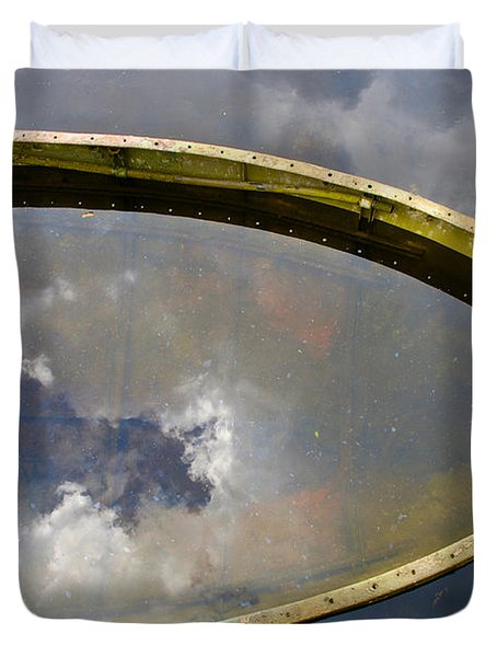 Reflections Duvet Cover by Charlie Brock