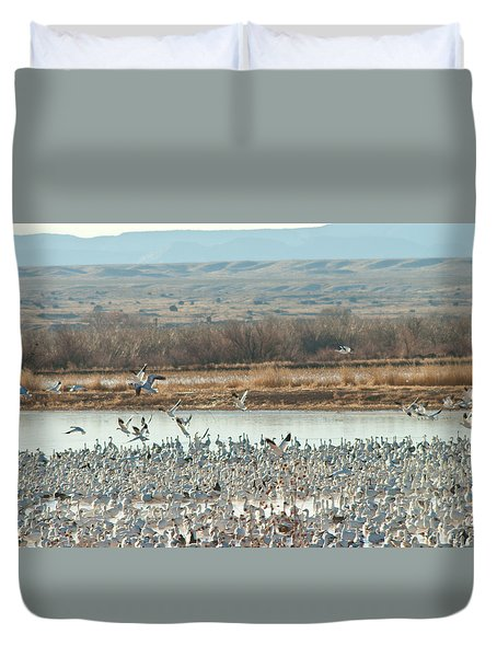 Refuge View 1 Duvet Cover