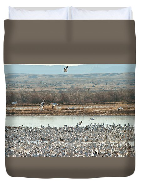 Refuge View 2 Duvet Cover