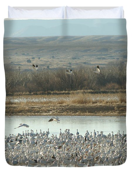 Refuge View  Duvet Cover