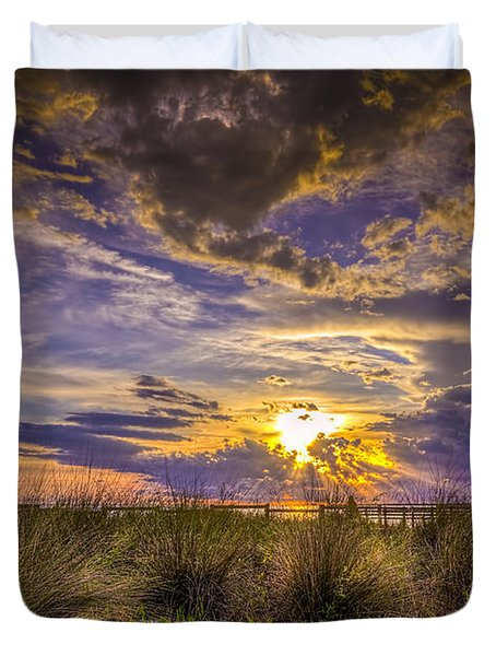 Remember This Day Duvet Cover