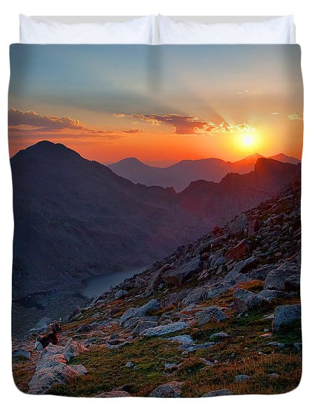 Remember The Day Duvet Cover