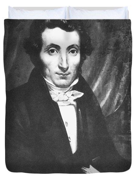 Rene Caillie (1799-1838) Duvet Cover