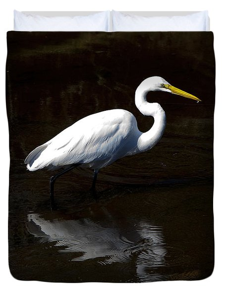 Resting Reflection Duvet Cover
