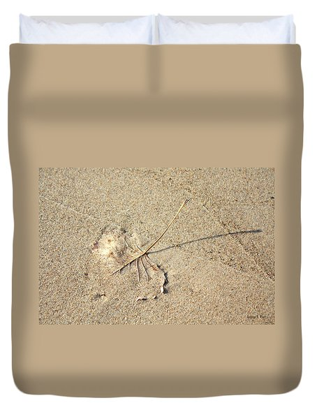 Resurrection Duvet Cover