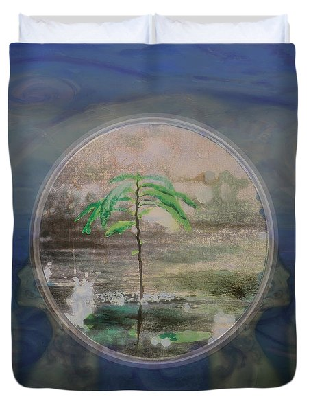 Return To A Half Remembered Dream Duvet Cover