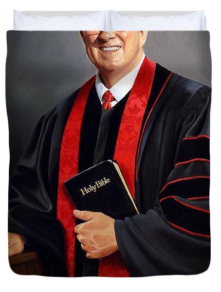 Rev Guy Whitney Duvet Cover