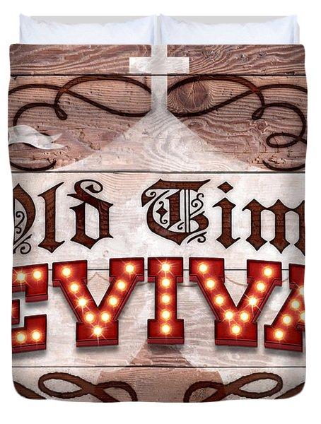 Revival I Duvet Cover