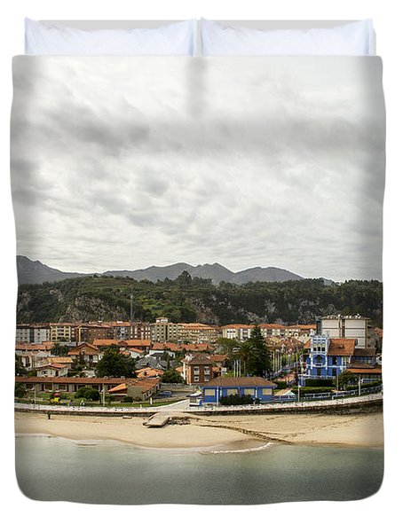 Ribadesella Duvet Cover by For Ninety One Days