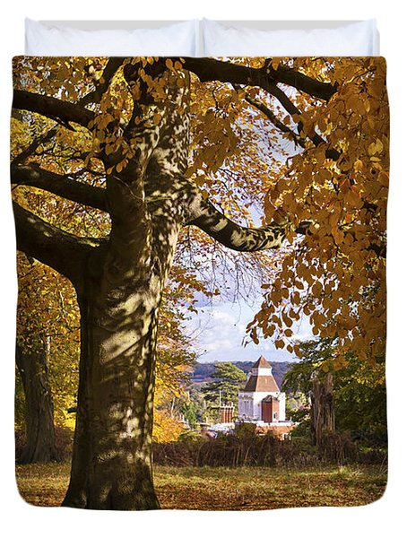 Richmond Autumn Duvet Cover