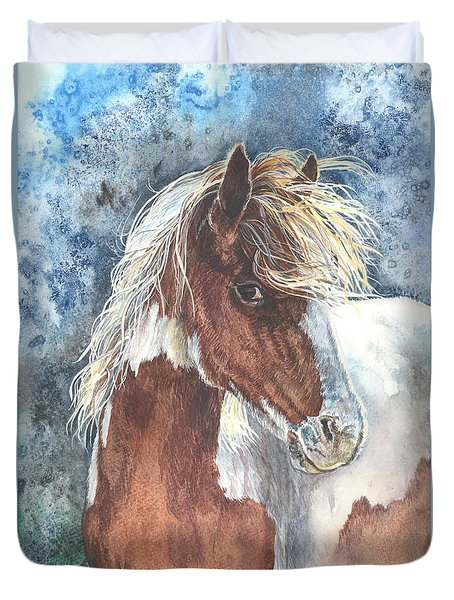 Pinto Pony Duvet Cover