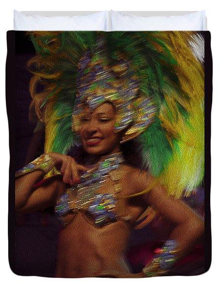 Rio Dancer IIi A Duvet Cover
