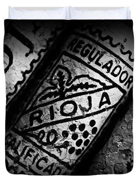 Rioja Duvet Cover