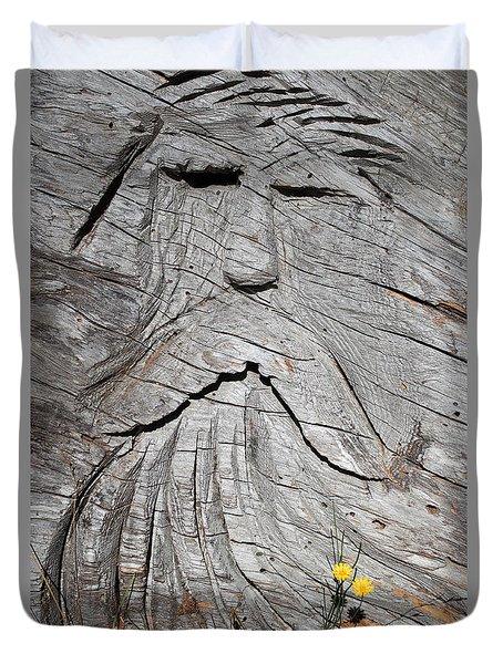 Rip Van Winkle Duvet Cover by Tikvah's Hope