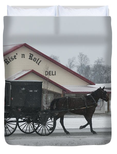 Rise N Roll Buggy Duvet Cover