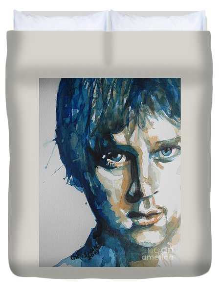 Rob Thomas  Matchbox Twenty Duvet Cover