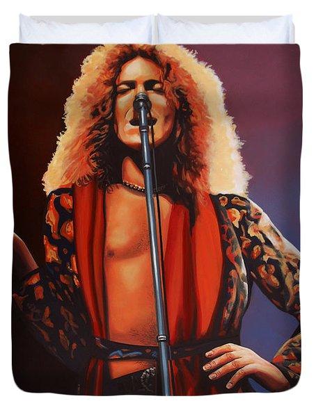 Robert Plant 2 Duvet Cover