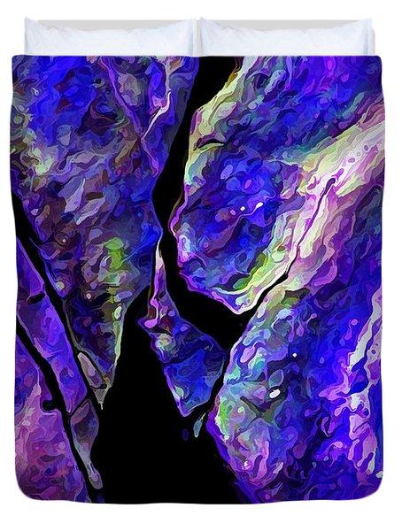 Rock Art 19 Duvet Cover