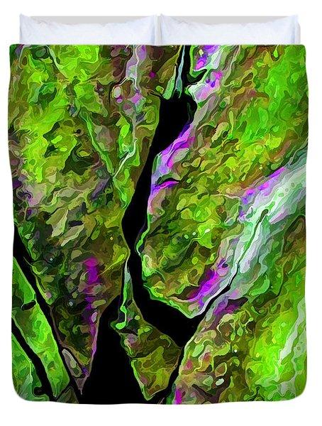 Rock Art 20 Duvet Cover