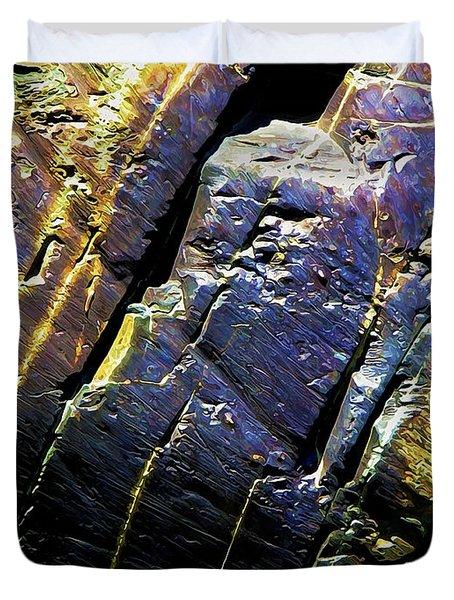 Rock Art 9 Duvet Cover