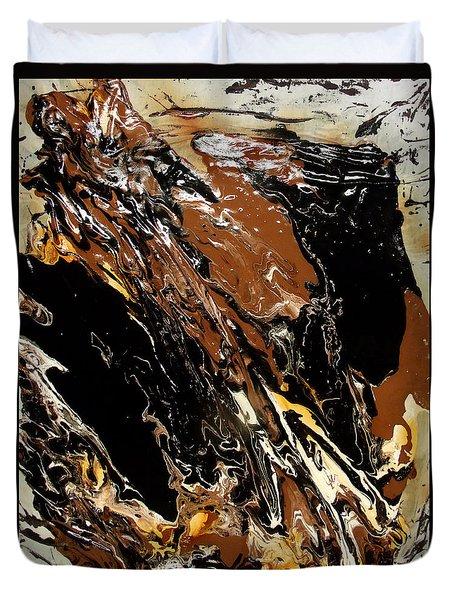 Rock Formation 2 Duvet Cover