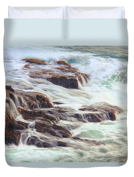 Awash  Duvet Cover