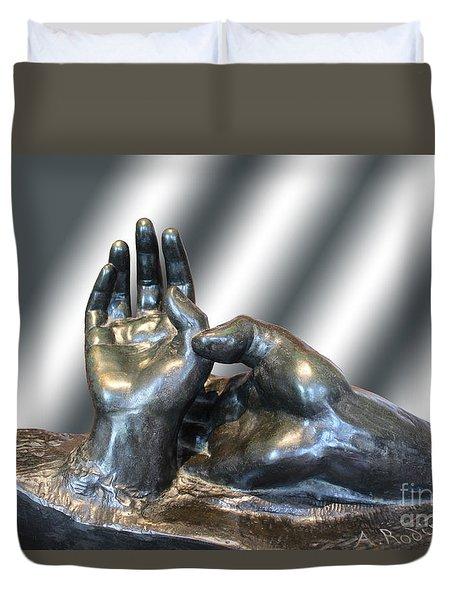 Rodin Series 02 Duvet Cover