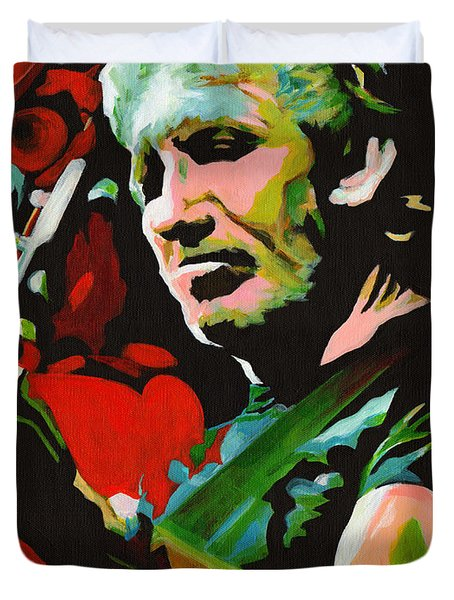 Roger Waters. Breaking The Wall  Duvet Cover