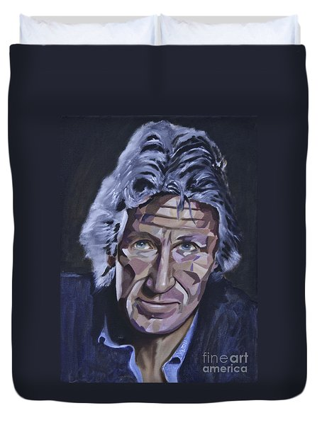 Roger Waters Duvet Cover